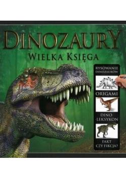 Dinozaury Wielka Księga