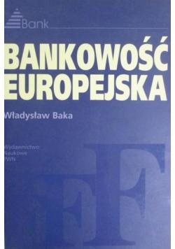 Bankowość europejska