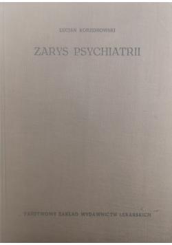 Zarys psychiatrii