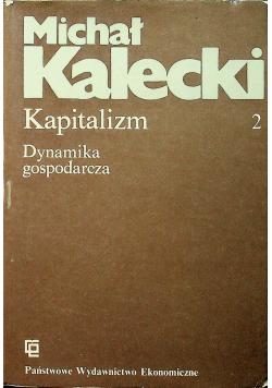 Kapitalizm Dynamika gospodarcza 2