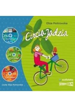 Pakiet Ciocia Jadzia audiobook