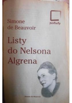 Listy do Nelsona Algrena