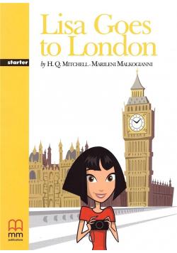 Lisa Goes to London SB MM PUBLICATIONS