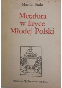 Metafora w liryce Młodej Polski