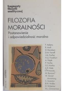 Filozofia moralności