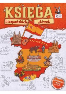 Kapitan Nauka Księga hiszpańskich słówek BR