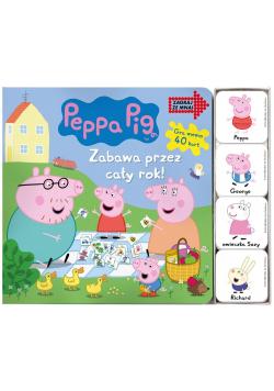 Peppa Pig. Zagraj Ze Mną. Zabawa przez cały rok