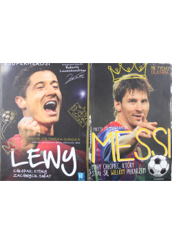 Lewy / Messi