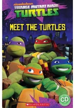 Meet the Turtles! Reader Starter Level + CD