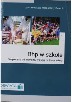 BHP w szkole