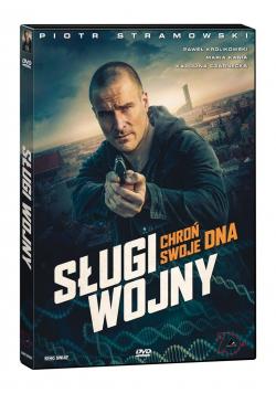 Sługi wojny DVD