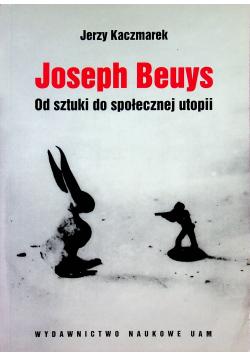 Joseph Beuys od sztuki do społecznej utopii