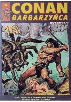 Conan Barbarzyńca 8 Wieża Słonia