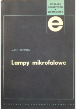 Lampy mikrofalowe