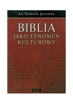 Biblia jako fenomen kulturowy