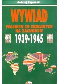 Wywiad Polskich Sił Zbrojnych na zachodzie 1939 - 1945
