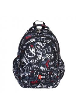 Plecak 4-komorowy Slang Graffiti