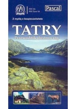 Tatry przewodnik ilustrowany