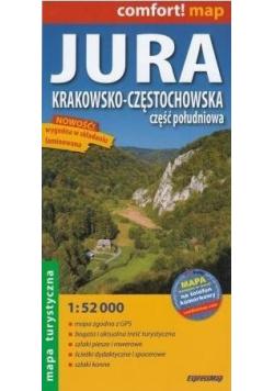 Comfort!map Jura Krakowsko-Częst. cz. południowa
