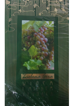 Zielona Góra winem i miodem słynąca NOWA