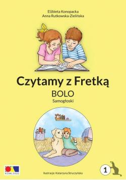 Czytamy z Fretką cz.1 Bolo. Samogłoski