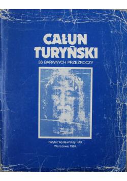 Całun Turyński 36 barwnych przeźroczy