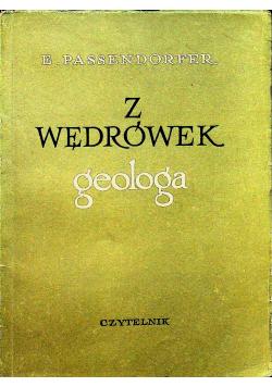 Z wędrówek geologa