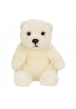 Niedźwiedź polarny siedzący 15cm WWF