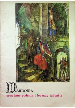 Marianna oraz inne podania i legendy lubuskie