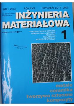 Inżynieria materiałowa Nr 1 do 6