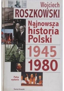 Najnowsza historia Polski 1945  1980