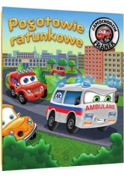 Samochodzik Franek. Pogotowie ratunkowe