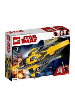 Lego STAR WARS 75214 Jedi Starfighter Anakina