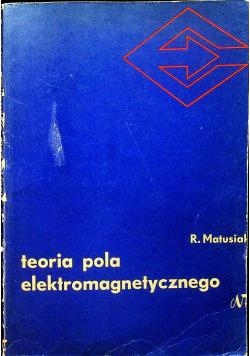 Teoria pola elektromagnetycznego