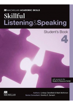 Skillful 4 Listening & Speaking SB + Digibook +kod