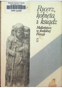 Rycerz kobieta i ksiądz