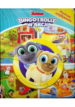 Bingo i Rolly w akcji
