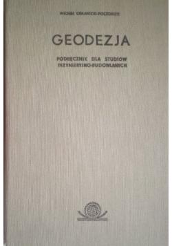 Geodezja podręcznik dla studiów inżynieryjno - budowlanych