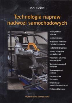 Technologia napraw nadwozi samochodowych