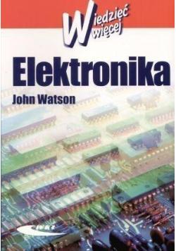 Elektronika Wiedzieć więcej