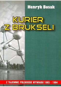 Kurier z Brukseli