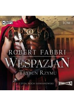 Wespazjan T.1 Trybun Rzymu audiobook