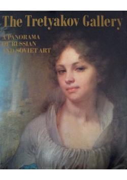 The Tretyakov Gallery plus etui