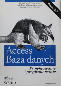 Access baza danych Projektowanie i programowanie