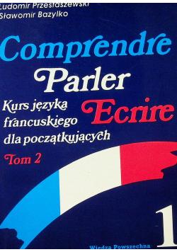 Kurs języka francuskiego dla początkujących tom 2 cz 1