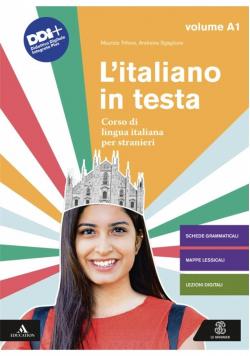 Italiano in testa podręcznik A1