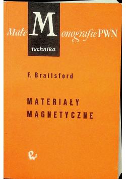 Materiały magnetyczne wersja kieszonkowa