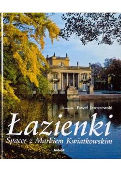 Łazienki - spacer z profesorem Markiem Kwiatkowski