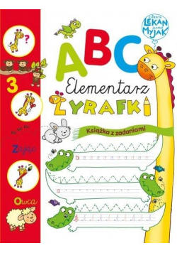 ABC Elementarz Żyrafki