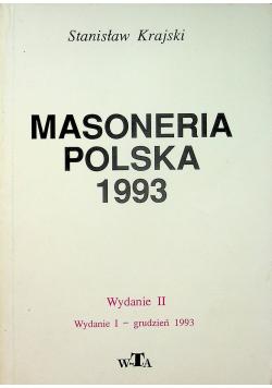Masoneria polska 1933